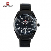 Top Brand Fashion NAVIFORCE Men's Watches Japan Movement Full Stainless Steel Waterproof Military Sports Watch relogio masculino