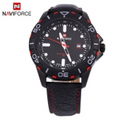 2016 Original Brand NAVIFORCE 9051 Men's Watch Army Sports Relojes Men Relogio Masculino Male Army Casual Clock Wrist Watches