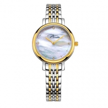 Original Brand Verus Fashion High Quality Women Quartz Watch Stainless Steel Strap Rhinestone Female Wristwatch relogio feminino