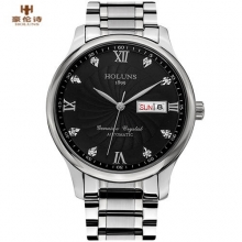 Original Luxury Brand HOLUNS Men's Watches Business Casual Automatic Mechanical Watch Waterproof Male Wristwatch Clocks Gifts