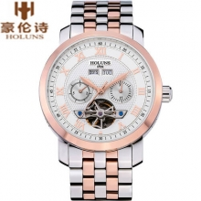 Relogio Masculino Original Brand HOLUNS LuxuryMen's Automatic Mechanical Watches Waterproof Casual Male Wrist Watch Clocks